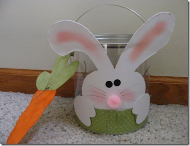 bunny pail