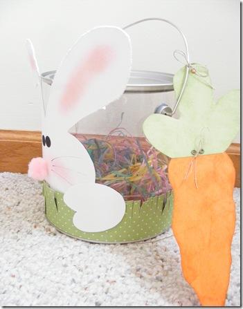 bunny pail 2