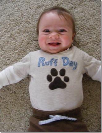 ruff day charlie