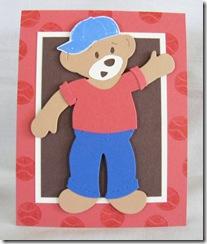 Baseball Bear