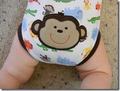 charlie's monkey butt
