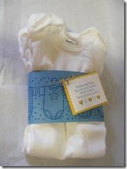 Lauryn's baby gift tees