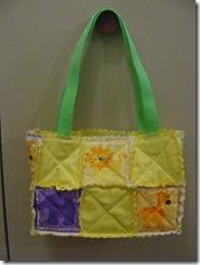 baby rag bag