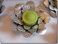 flower tea lights 3