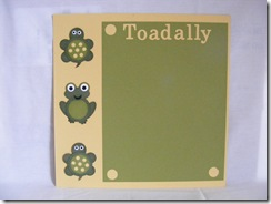 toadally cute