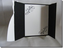 Jeff & Jess wedding card 4