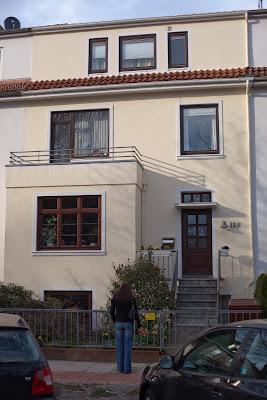 Ehemaliges 'Judenhaus' in der Elsässer Str. 114 in Bremen