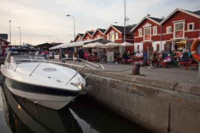 Hafen in Skagen