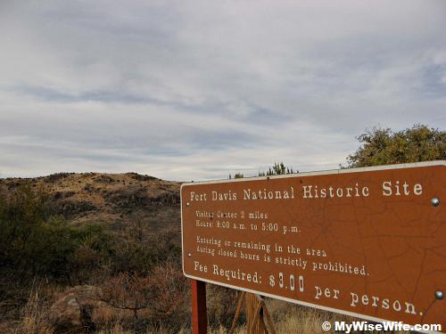 This 2-mile hike would lead to Fort Davis National Historic Site