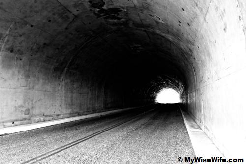 Light at the end of the tunnel?