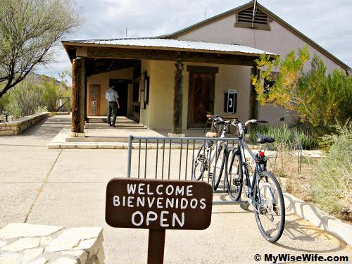 Visitor Center at Rio Grande Village