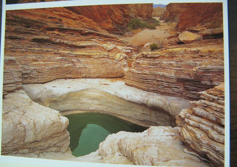 Ernst Tinaja - a postcard picture!