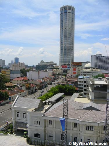 Icon of Penang - KOMTAR