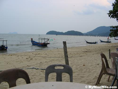 Beaches of South Penang