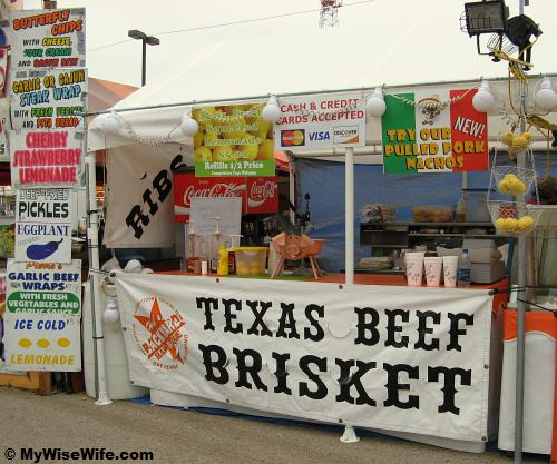 Brisket is more commonly used instead of chest/breast meat