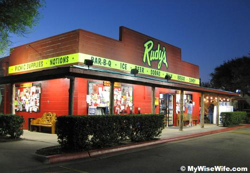 Rudy's at Research Blvd, Austin