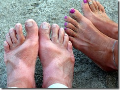 Chaco lines.