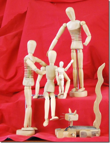 mannequin family 2