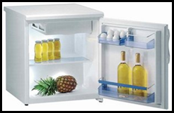 Gorenje RB4092W mini refrigerator