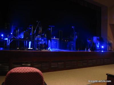 Concert at Immanuel Chapel