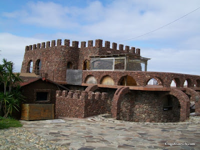 Baja California Castle