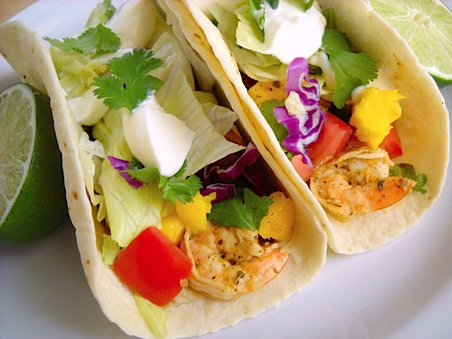 Shrimp Tacos