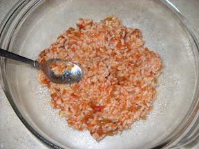rice and salsa