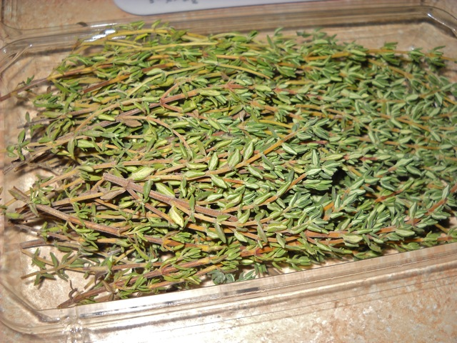 old thyme