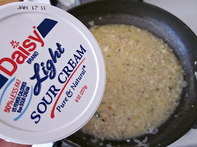 sour cream dijon sauce