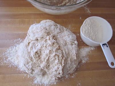 add more flour