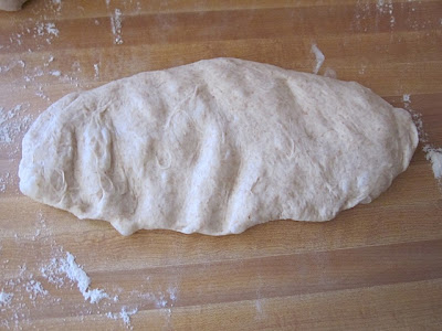 pre-shaped baguette