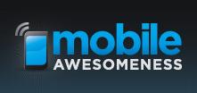 Mobile awsomeness logo