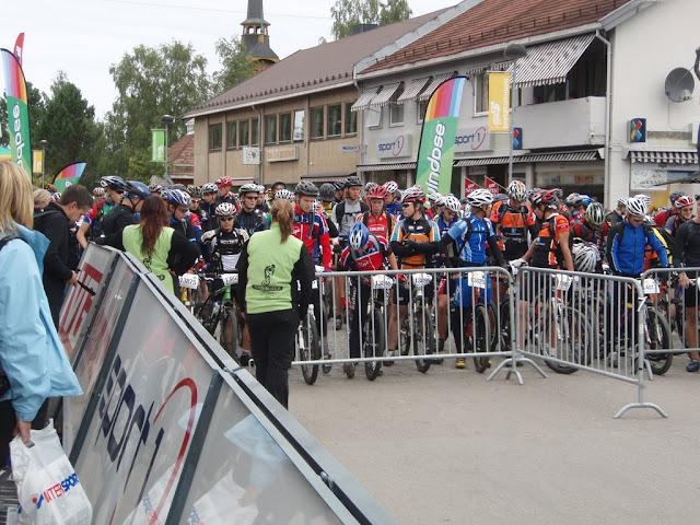 Startið í Lillehammer
