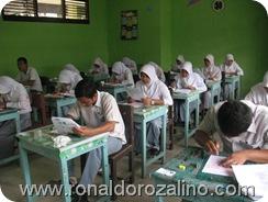 Ujian Nasional SMASLTASMK 2010 Telah Berlalu
