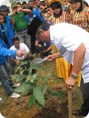Peresmian Gedung SMAN Pintar Kabupaten Kuantan Singingi 17