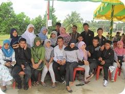 Peresmian Gedung SMAN Pintar Kabupaten Kuantan Singingi 13