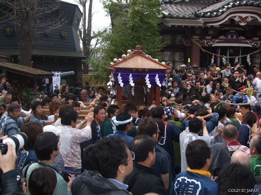 Kanamara Matsuri (แห่กันหลอน กะปู๋ยักษ์)