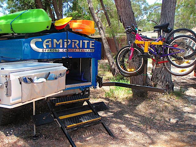 Lastest Starcraft Offroad Camper Motorbike Rack Shower Toilet Has A Great
