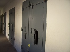 Solitary Confinement cells