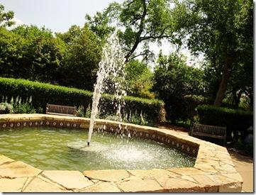 12.  Fountain