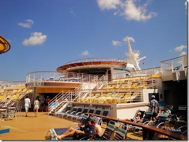 32.  Pool deck