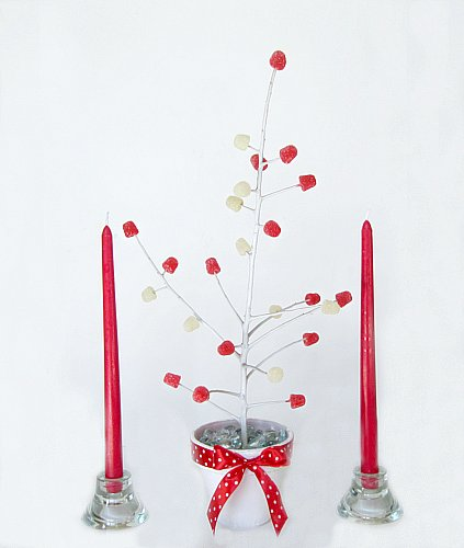 Valentine Gum Drop Tree Decor
