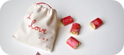 Thumbnail image for Fun Valentine&#8217;s Day Gift Idea ~ Chocolate Love Notes
