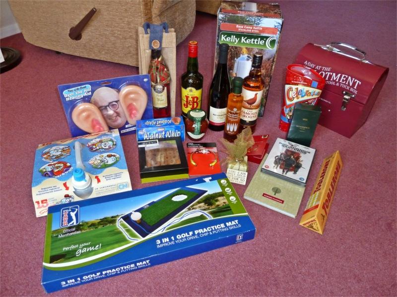 Allotment Heaven: My Christmas presents
