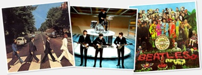 Exibir Beatles