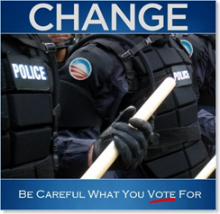 civilian police