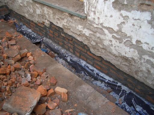 Aislamiento hidrofugo capa aisladora arquidiaria - Aislantes de humedad ...
