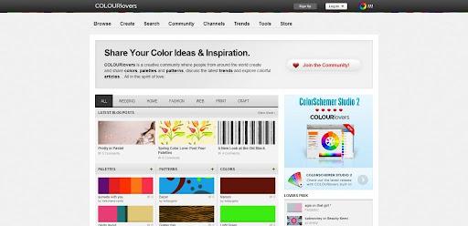 21 Utiles Herramientas de Color para Diseñadores