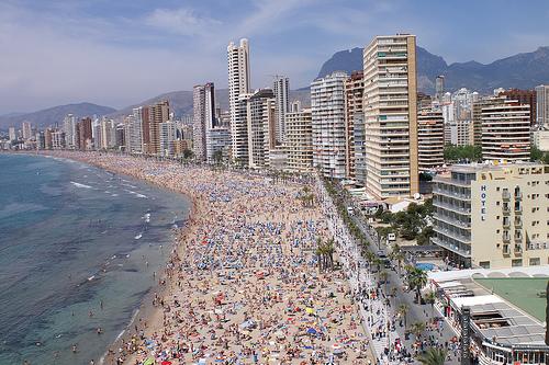 Urbanización de la costa