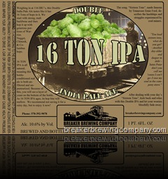 BreakerBrewing16TonLabel
